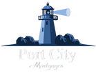 Port City Mortgages Logo